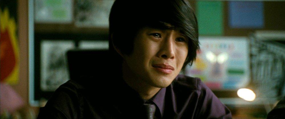 Justin Chon as Eric Yorkie in  The Twilight Saga  film series (2008-2012) - © Lionsgate 2012