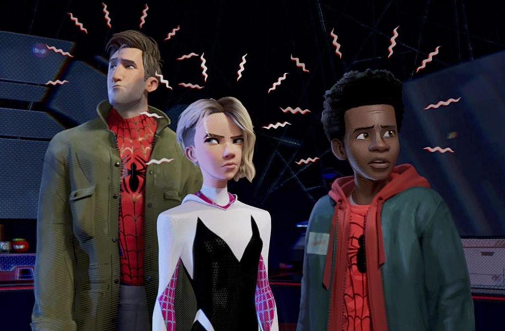 Spider-Man: Into the Spider-Verse  (2018) - Sony Pictures Entertainment