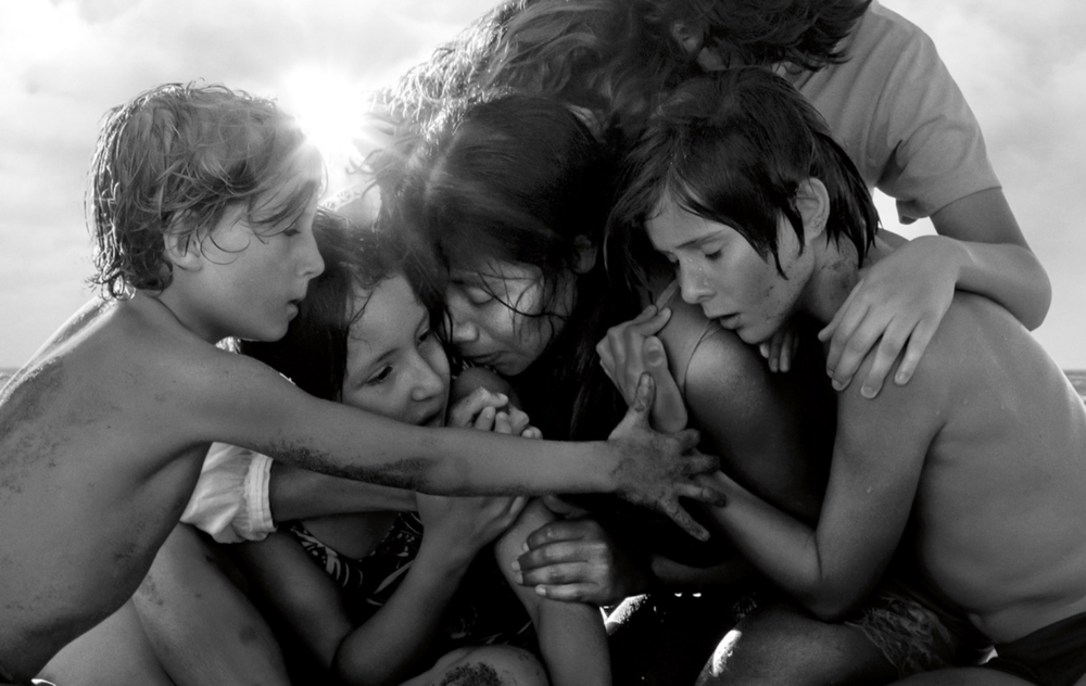 Roma  (2018) - Courtesy of Netflix