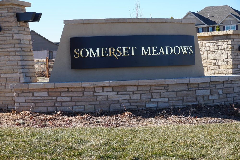Somerset Meadows - New Build Community.  Buyer Representation available.  Call/text 303-968-6999 for a tour, floor plans and pricing.