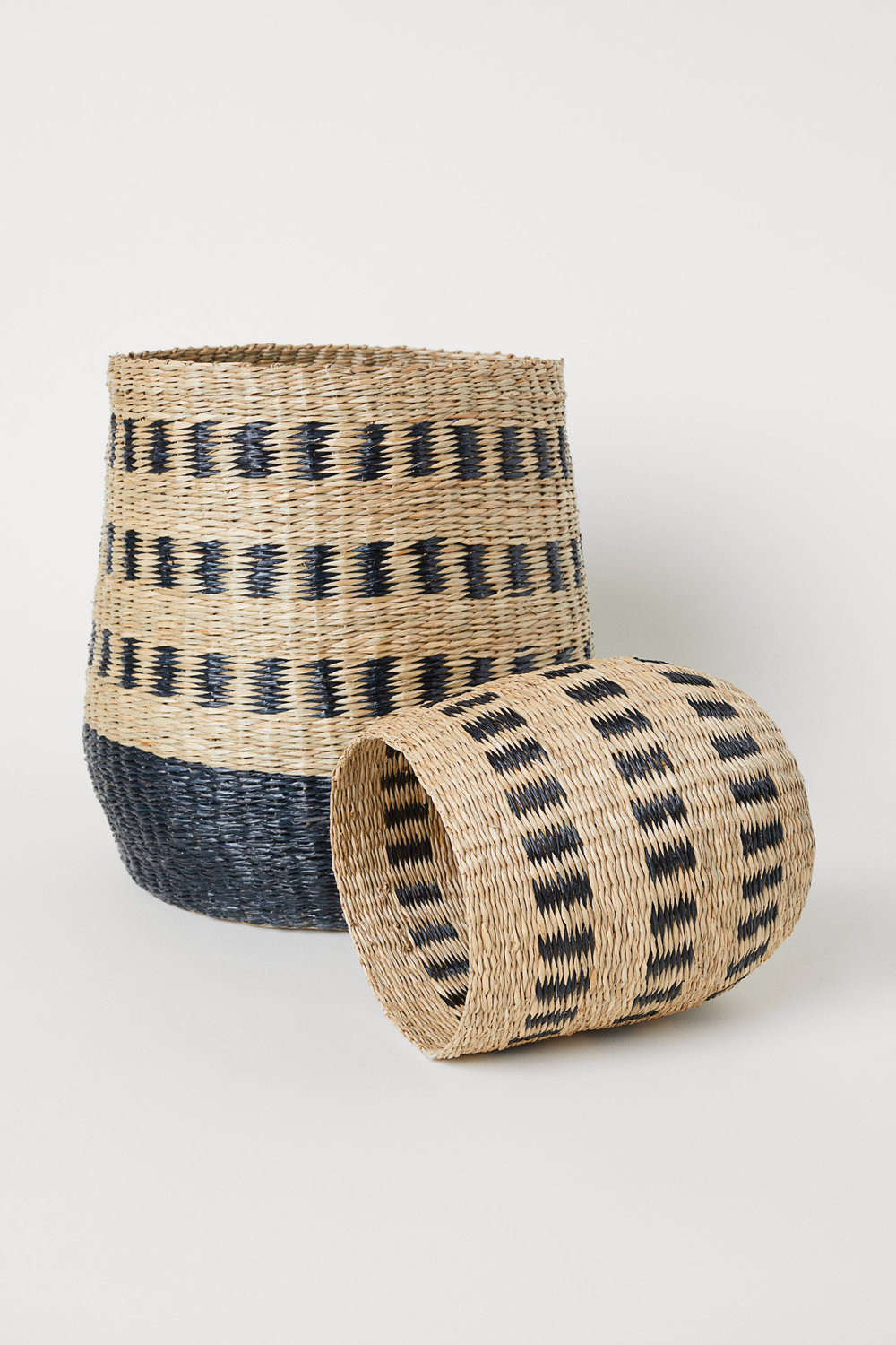 This basket from H&M home looks similar to the one we found at Marshalls!