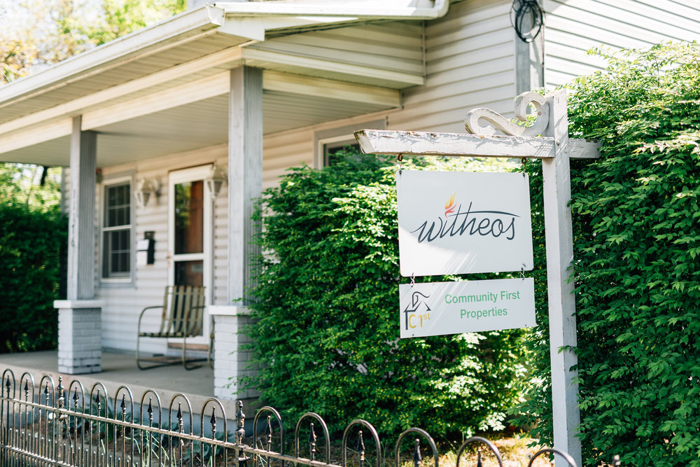 "ABOUT - Witheos (""with God"") is a human outfitter providing resources to help people thrive in their daily lives. We aim to do this by combining the sciences of faith, business, and psychology."