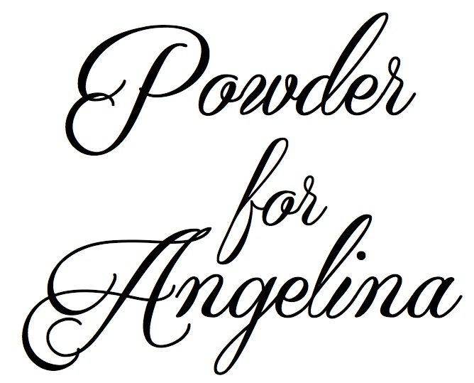 Powder for Angelina