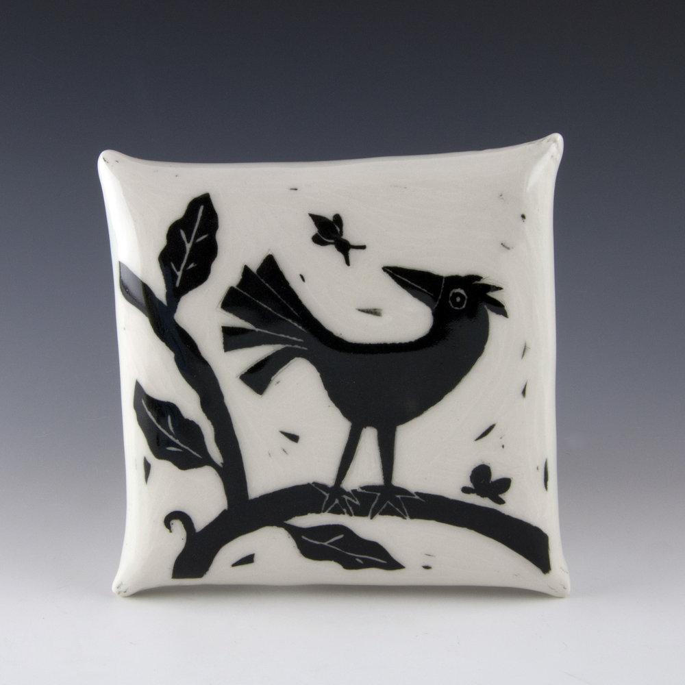 Rae Stark_crow meets bird wall pillow.jpg