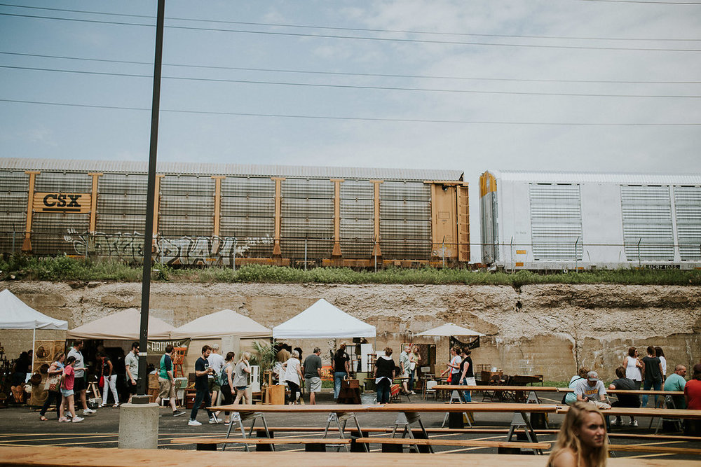 photo by  Juli Arendash  for Cleveland Flea