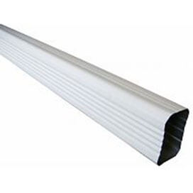 ALUMINUM RECTANGLE DOWNSPOUT