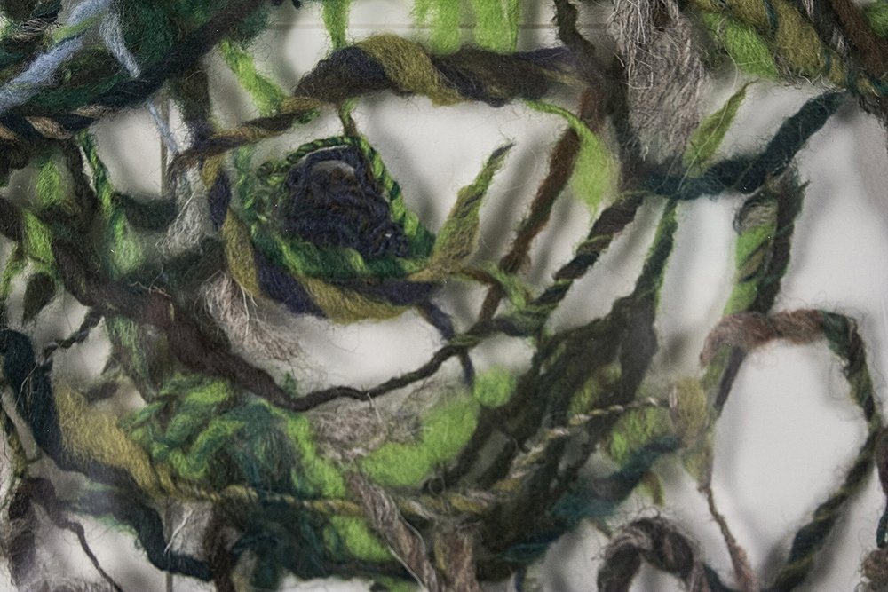 Felted Drawings