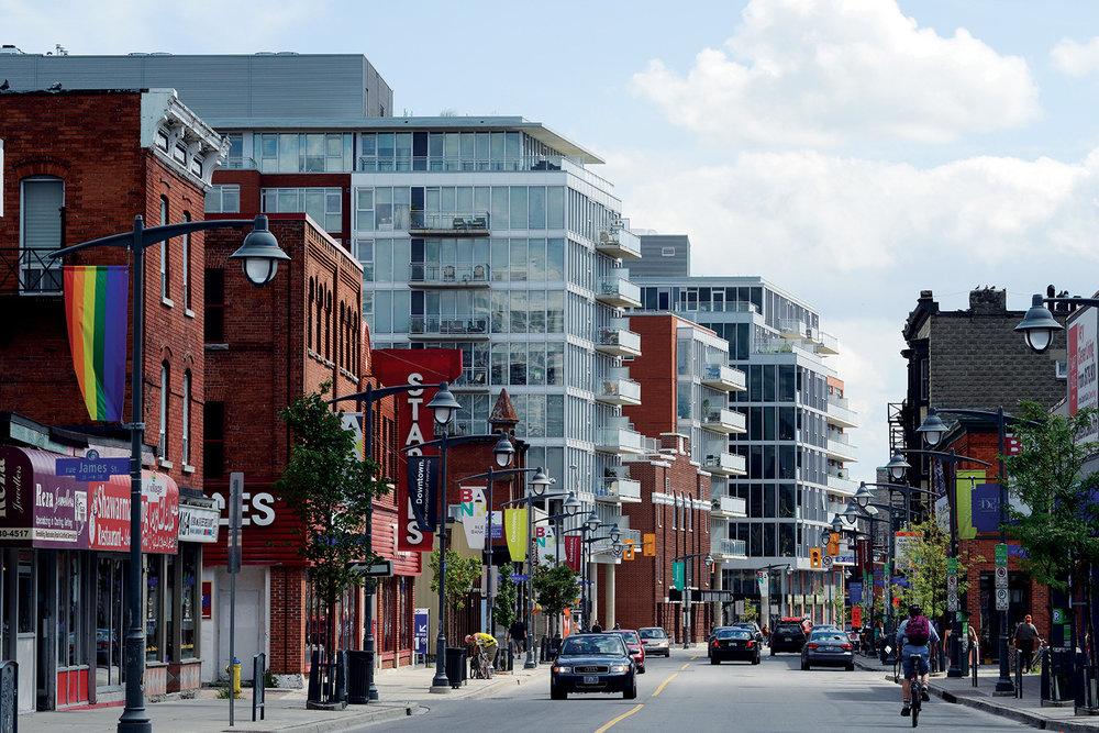 Central, Ottawa