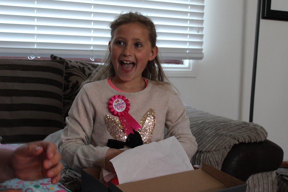 Eilidhs 8th birthday.JPG