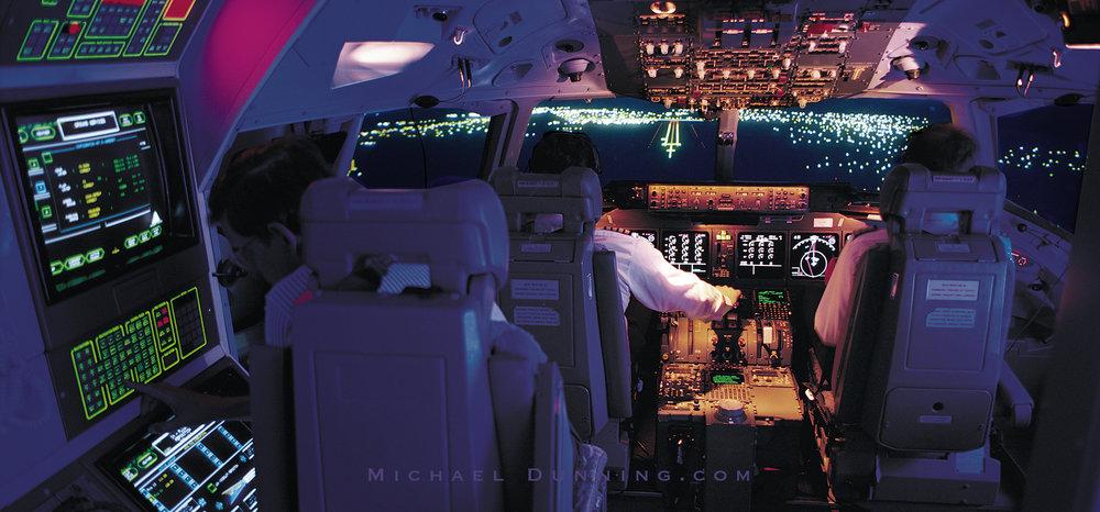 2.Simulater Cockpit.  B Cal.jpg