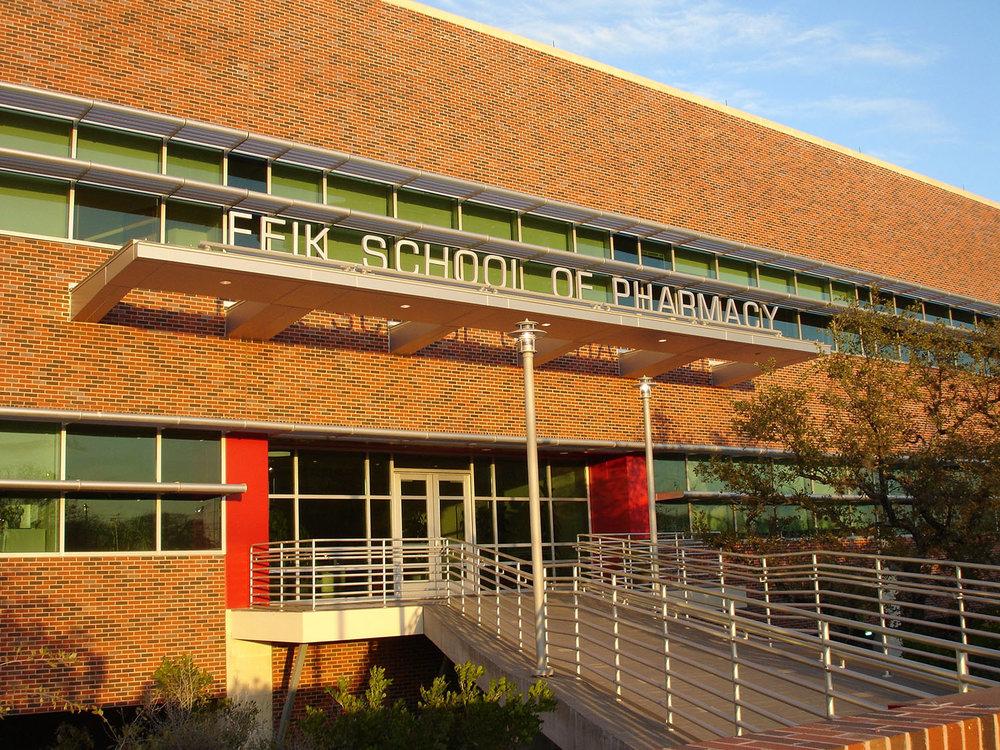 FEIK SCHOOL OF PHARMACY