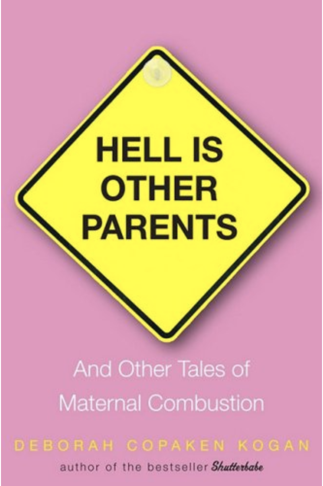 "- ""The former war photojournalist delivers funny, surprisingly riveting 'tales of maternal combustion' in this book of collected essays.""—Entertainment Weekly""[Kogan] brings a biting wit to such topics as meddlesome parents spreading not-very-nice gossip about your child at school; dealing with an unexpected illness amid family crises and the editing of a piece for the New York Times, and becoming a reluctant stage mom as your son embarks on a fledgling movie career. The problems Kogan and her family encounter aren't that much different from the ones we all face in our daily existence — she just describes them better. And as you methodically make your way from story to story about transportation problems, health-care issues, dealing with both parents working and kids with a raft of activities, you will find yourself (as I did, many times) nodding your head in acknowledgment, 'Yes, I've been there!'""—Minneapolis Star Tribune"