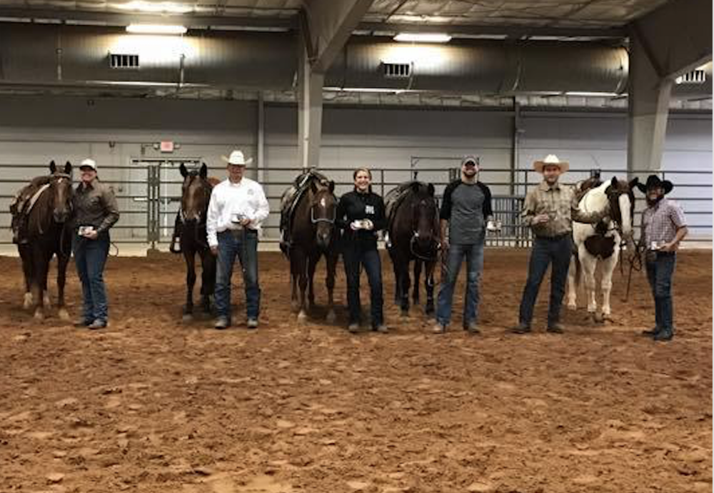 And the buckle winners are…. Anne Johnson, Dale Lackey, Samantha Bloomer, Joshua Araujo, Trevor Hall, Ryan Ramos