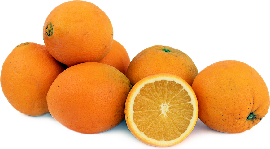 Navel Oranges - California navels have been coined