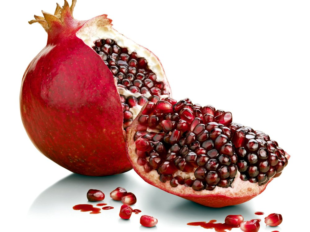 Pomegranates - The