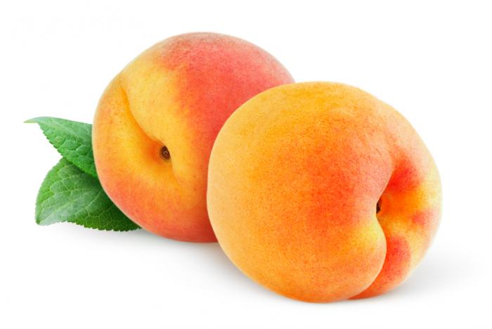 Peaches - From the beginning of May through the end of September our local growers bring us a consistent supply of the best varieties of fresh California peaches. White flesh varieties, becoming more popular than ever, are available in steady supplies to expand your availability of choices. We willcontinue to update our varieties to bring the best tasting fruit to you year after year.