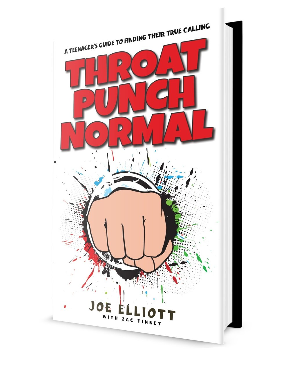 Throat Punch Normal (Paperback)