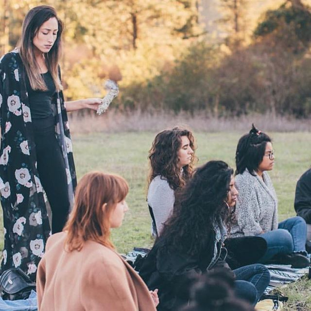 Oakland, California!!! Go follow @womens.circle for the next gathering near you. 🌙 . #womenempoweringwomen #womenscircle #womenempowerment #womencircle