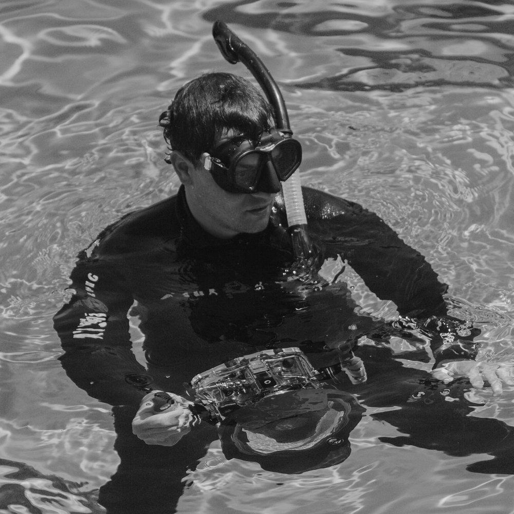 Devin Hume - Underwater Camera