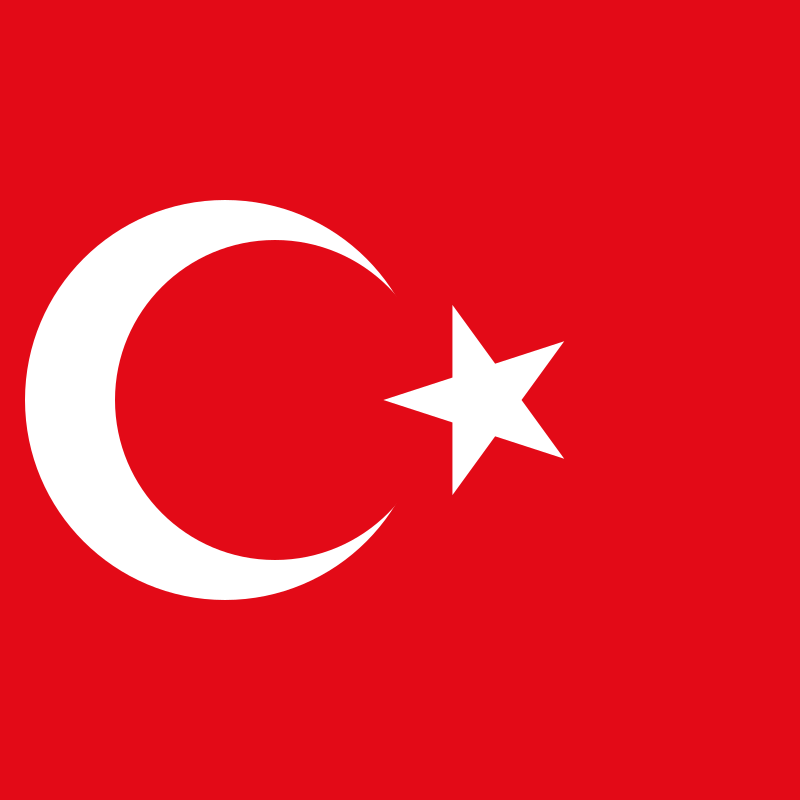 Turkey - May 15 - October 1