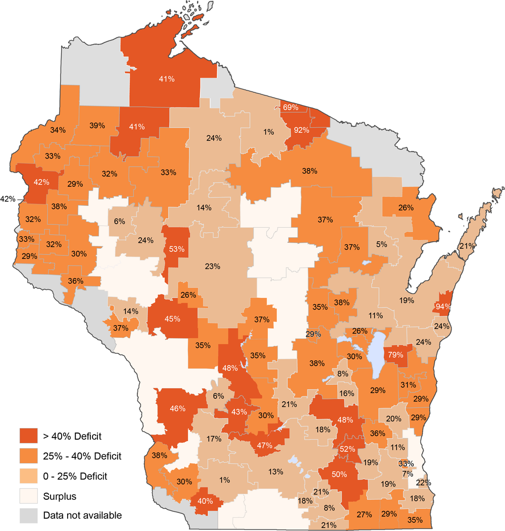 WCMEW's 2018 Workforce Report Now Available - Mapping Our Way to Success: Wisconsin's Physician Workforce presents supply and demand projections for Primary Care Physicians in the year 2035, along with a profile of current physicians, interviews with healthcare stakeholders, and more. Explore: Press Release, Full Report, Issue Brief