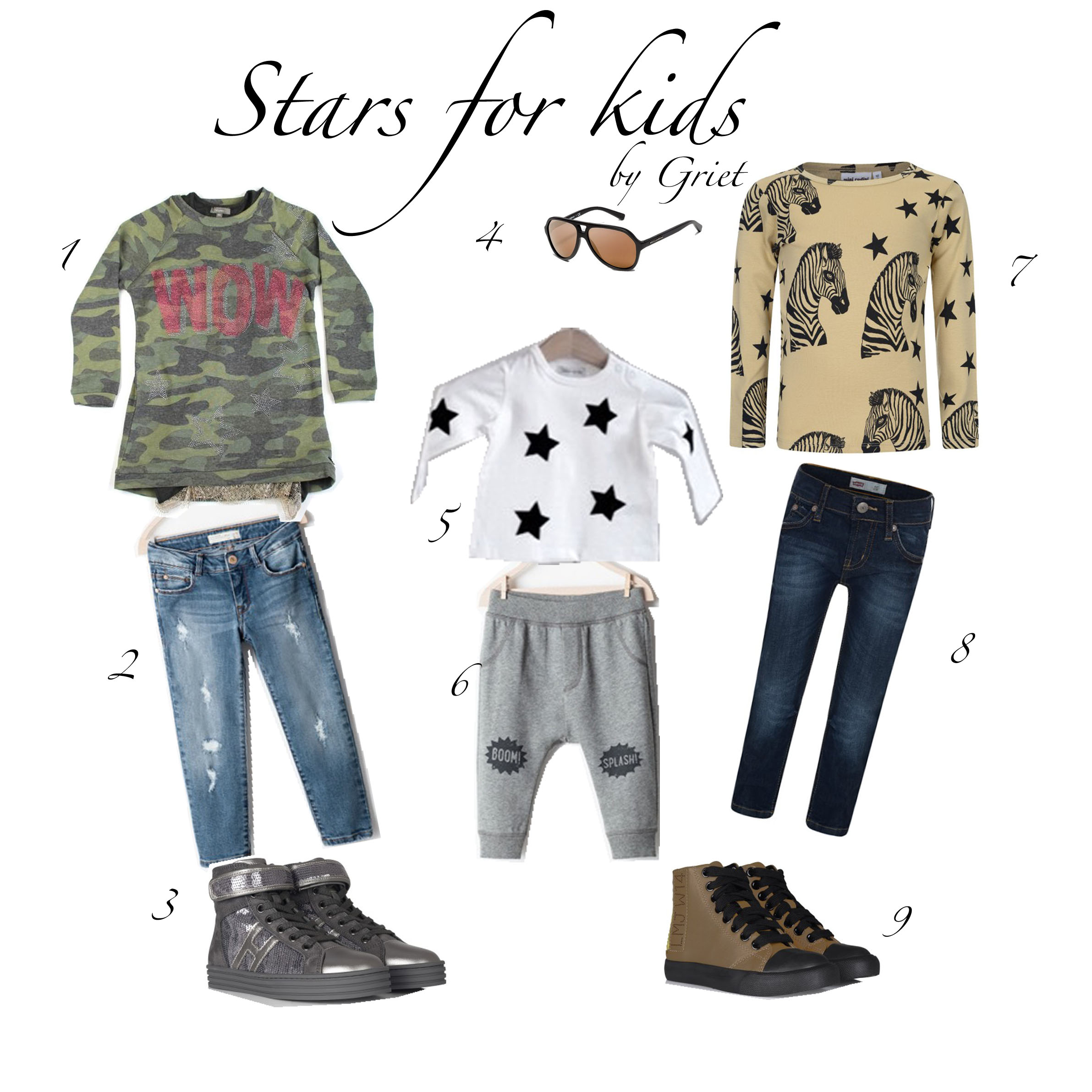 stars for kids