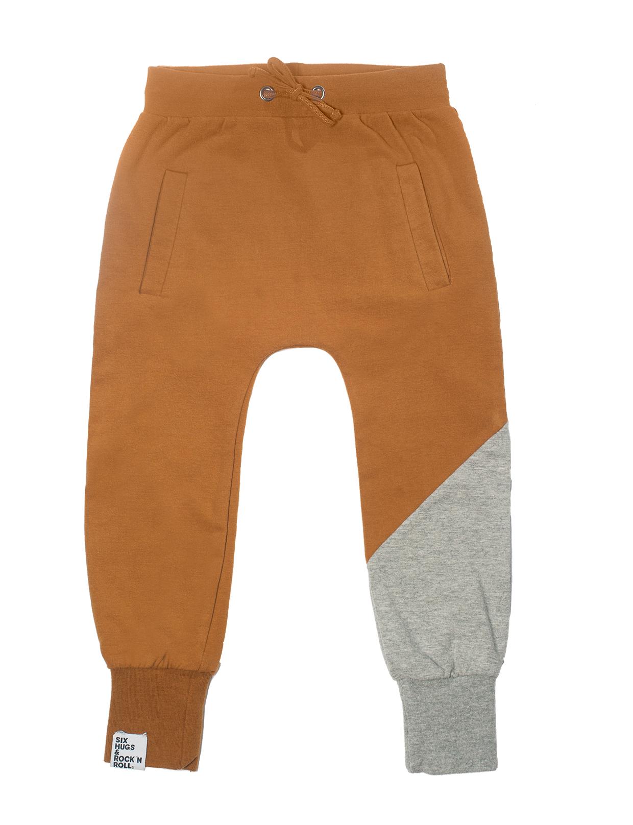 SHARR_SS15_sweatpants_browngrey_38euro