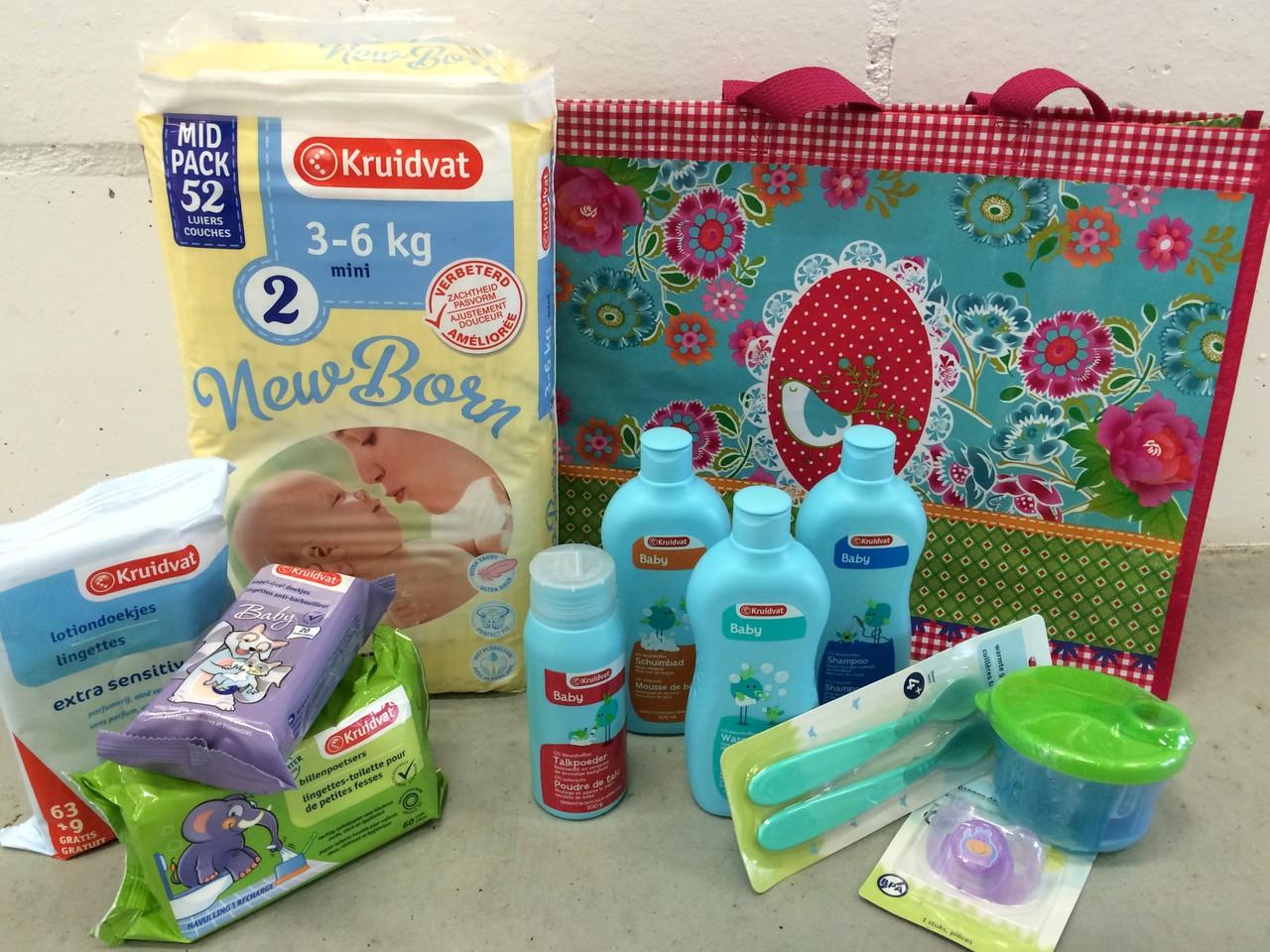 Kruidvat_babypakket 1
