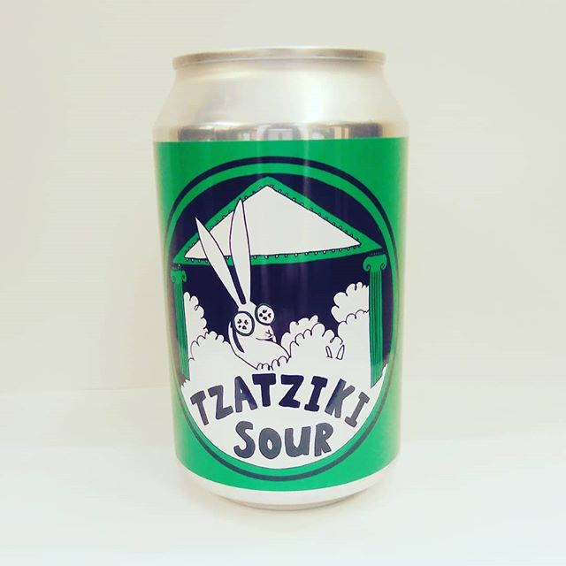 No need for introducing this guy... Available now in cans, bottles and kegs. Now famous the world over. Keep an eye out for tougher brother, GINTZIKI, available in key keg 🤘😎🤘 #craftnotcrap #craftbeerlife #madhatterbrewing #beerlife #sour