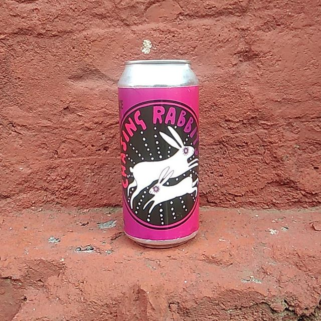 Because we want you to join us Chasing Rabbits, we have collaborated with the fantastic FIERCE BEER to bring you this juicy blackcurrant super session. Get this beer in your face. Juicy. Fruity. Insanely good. 3% 440ml Can.