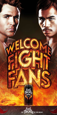 Fight Banner