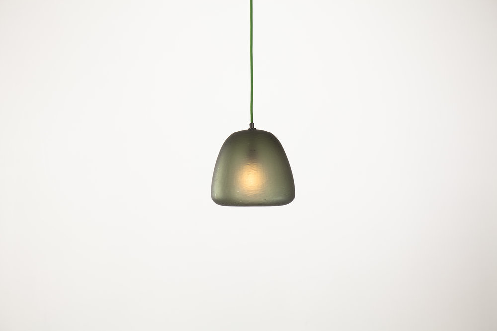 TOKENLIGHTS Gumi Pendant Collection Sage Helmut