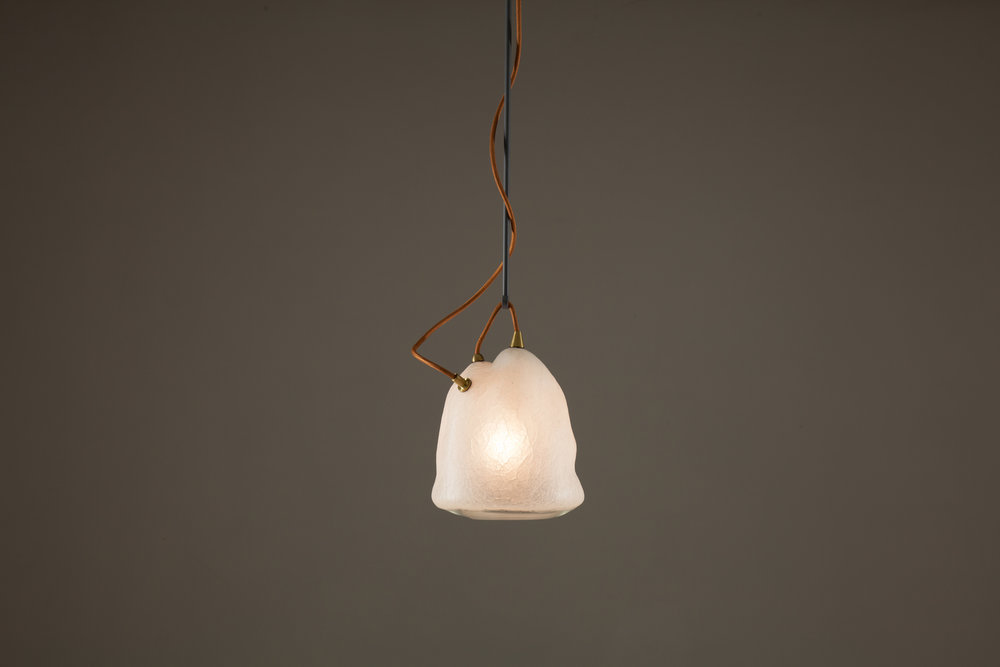 Tiny Mountain Pendant Light #1