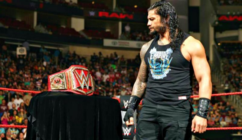 Roman Reigns vs Brock Lesnar: This Better Be It! — Brothers