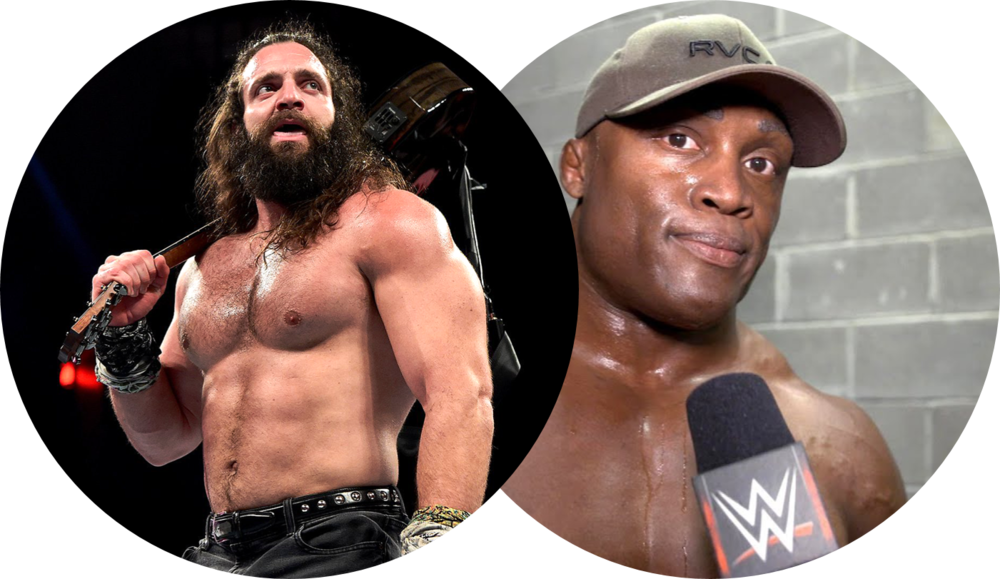 New Heights For Eliasand Then Theres Bobby Lashley Brothers Of