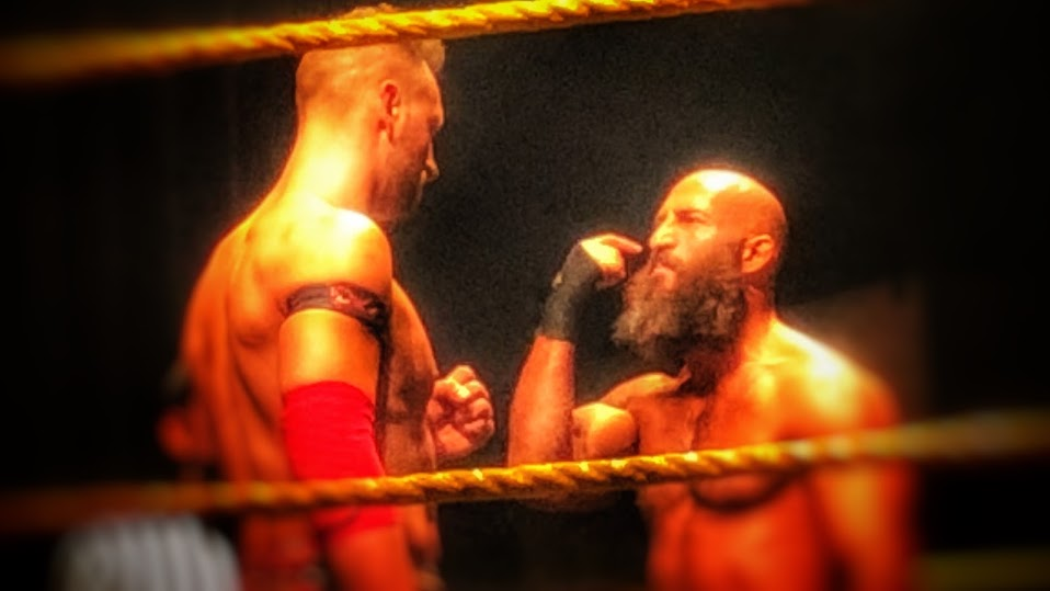 Dominik Dijakovic Gives Nxt Live Audience An Unforgettable Performance Brothers Of Discussion Pro Wrestling