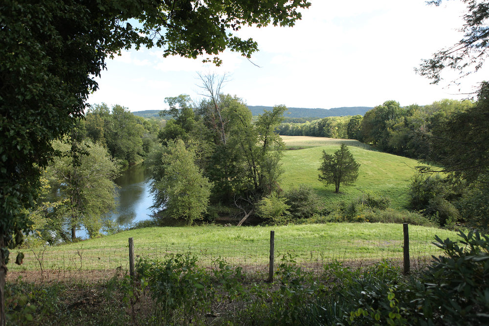 Farm Fields along the Rondout Creek