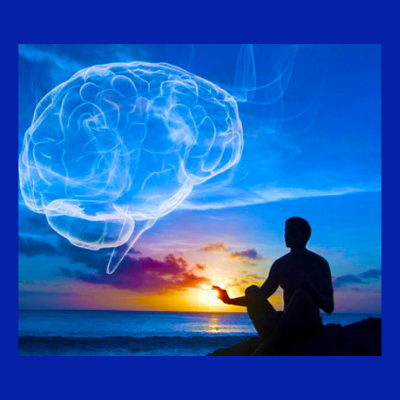 Guided meditation helps to focus your thoughts on what is important