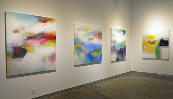 """Vitality"" Solo Exhibit"