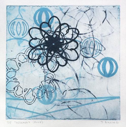 ASSEMBLY (BLUE)