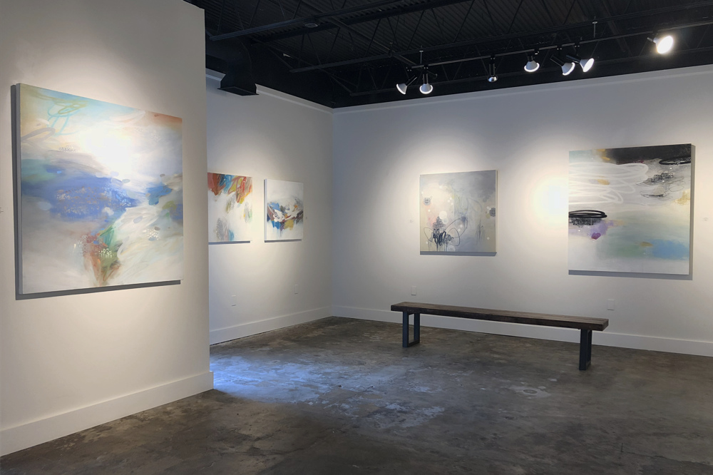 Pryor Fine Art, Atlanta GA 2018