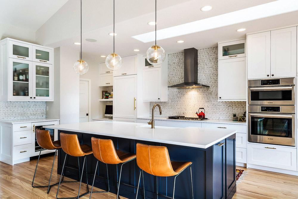 East Boulder Kitchen — Istoria Interiors