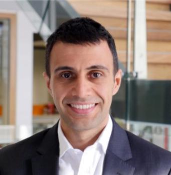 Michael Saadat, ASIC, Senior Executive Leader