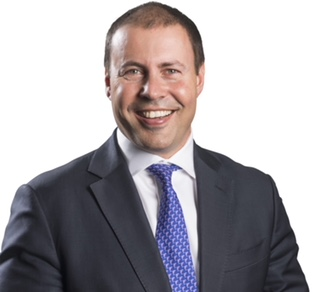 the Hon Josh Frydenberg MP, Federal Treasurer