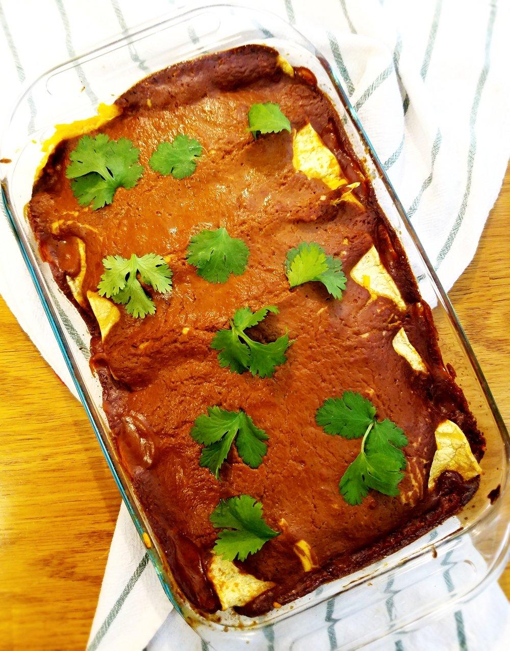 Tofu Chorizo Potato Enchiladas with Tahini Mole Sauce.jpg