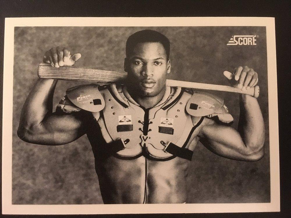 Bo Knows 1990 Score!