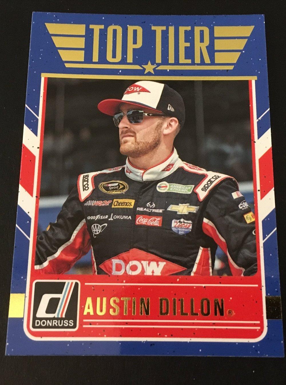 Austin Dillon Top Tier