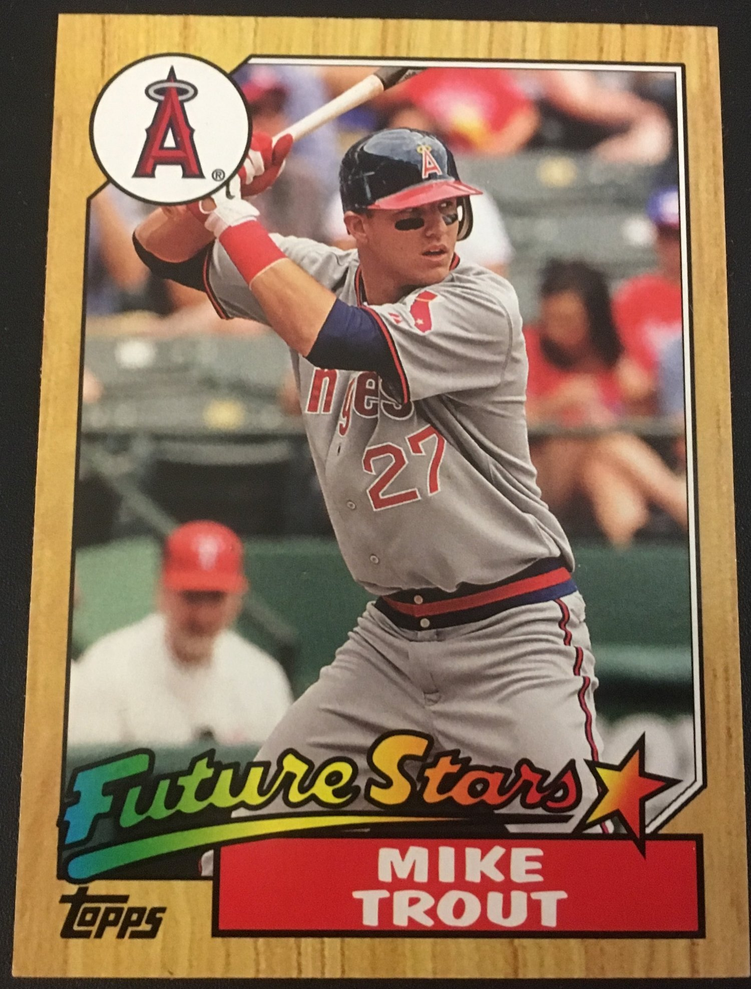 7 Awesome Mike Trout Baseball Cards For Less Than 15 Waxpackhero