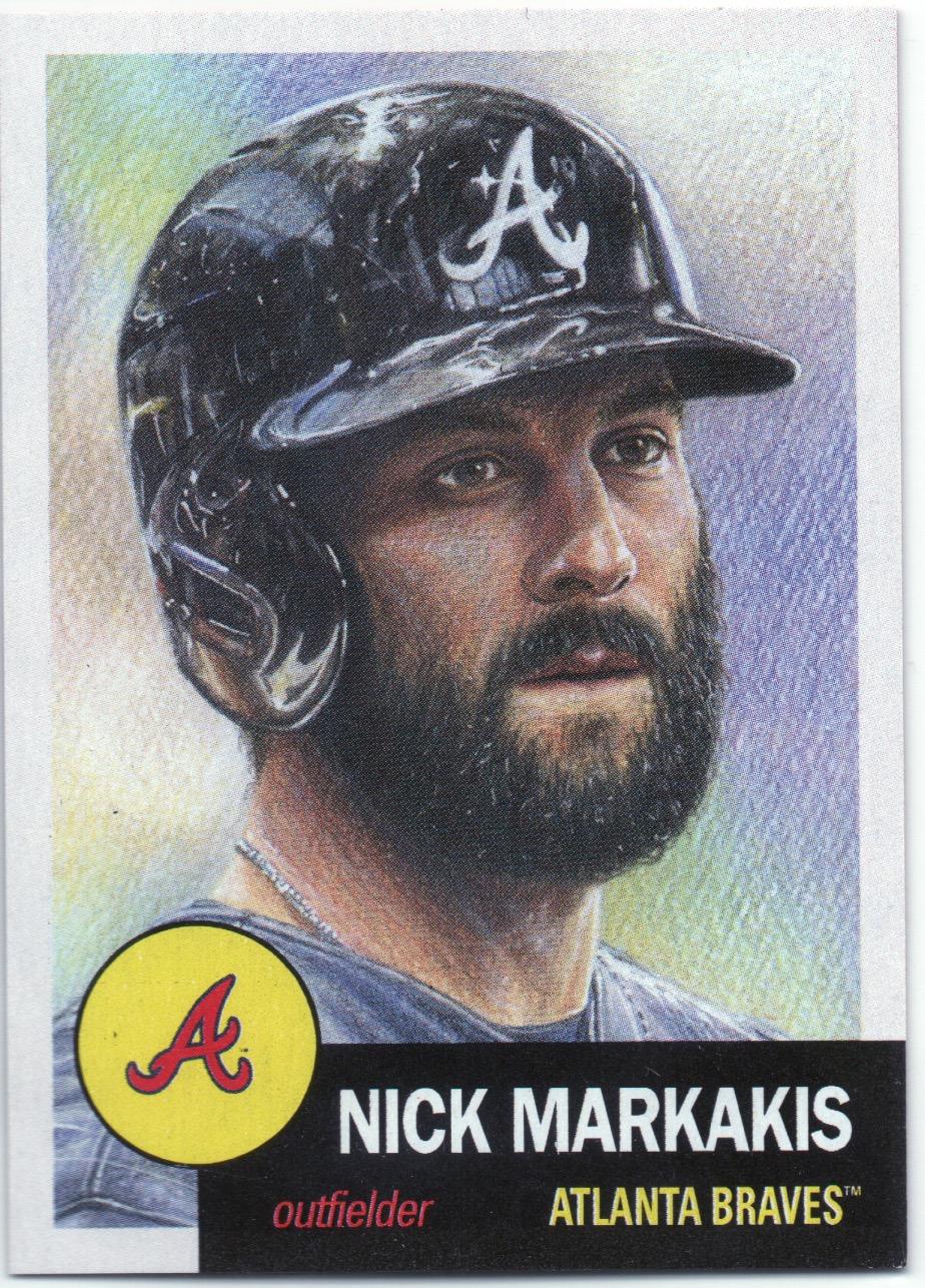 6. Nick Markakis (2,678) -