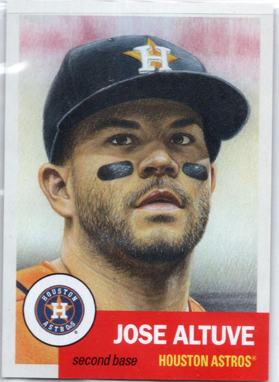16. Jose Altuve (6,185) -